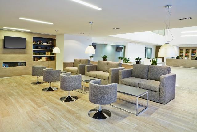 LEDBERG AXION oświetlenie LED - pokój odpoczynku