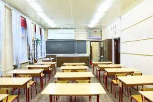 Oświetlenie LED pomieszczeń szkolnych
