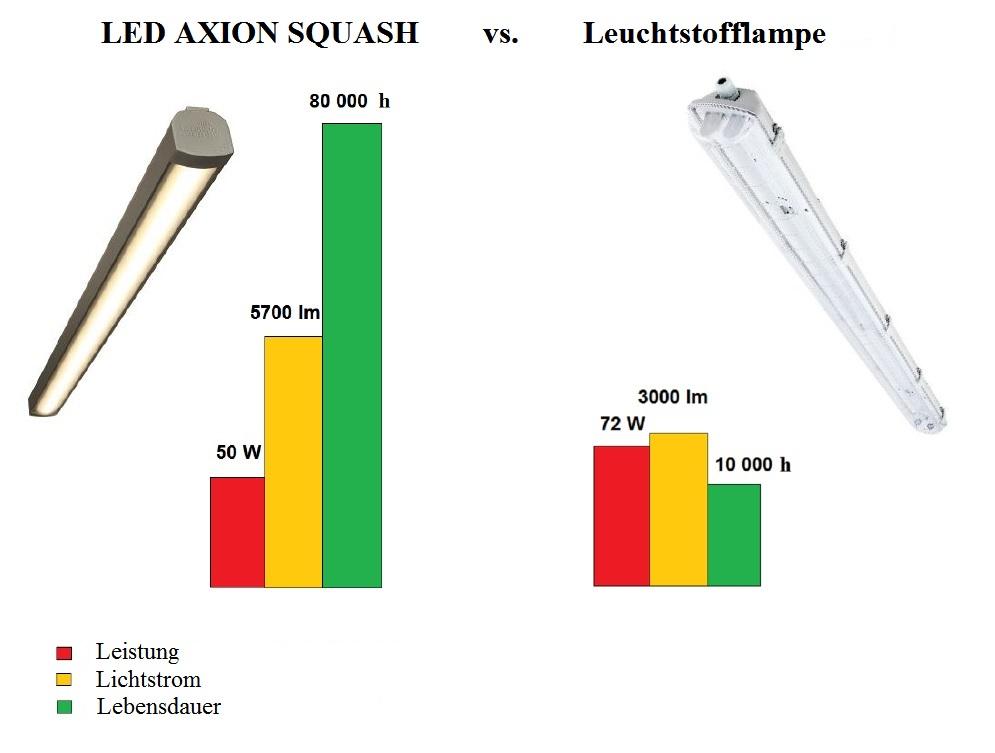 LED lampen squash