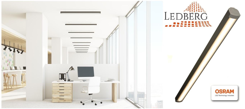 Lampy liniowe LED do biura