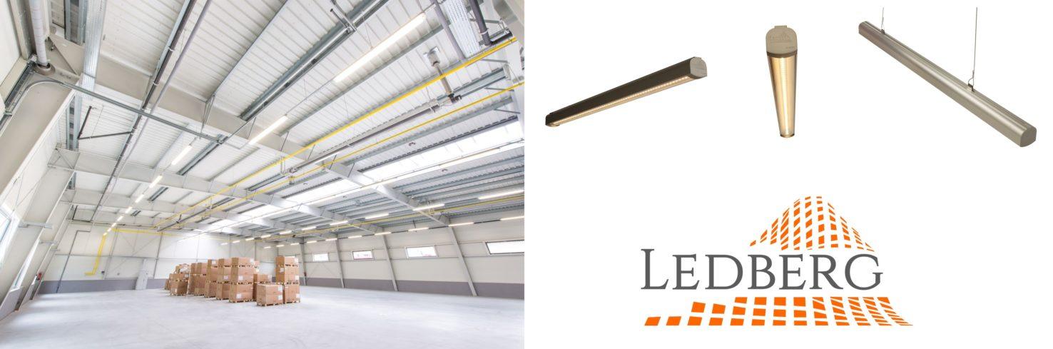 Lampy liniowe LED na hale